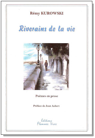 Riverains de la vie - couverture